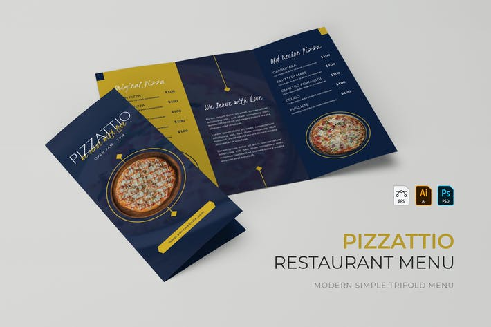 Pizzattio | Restaurant Menu