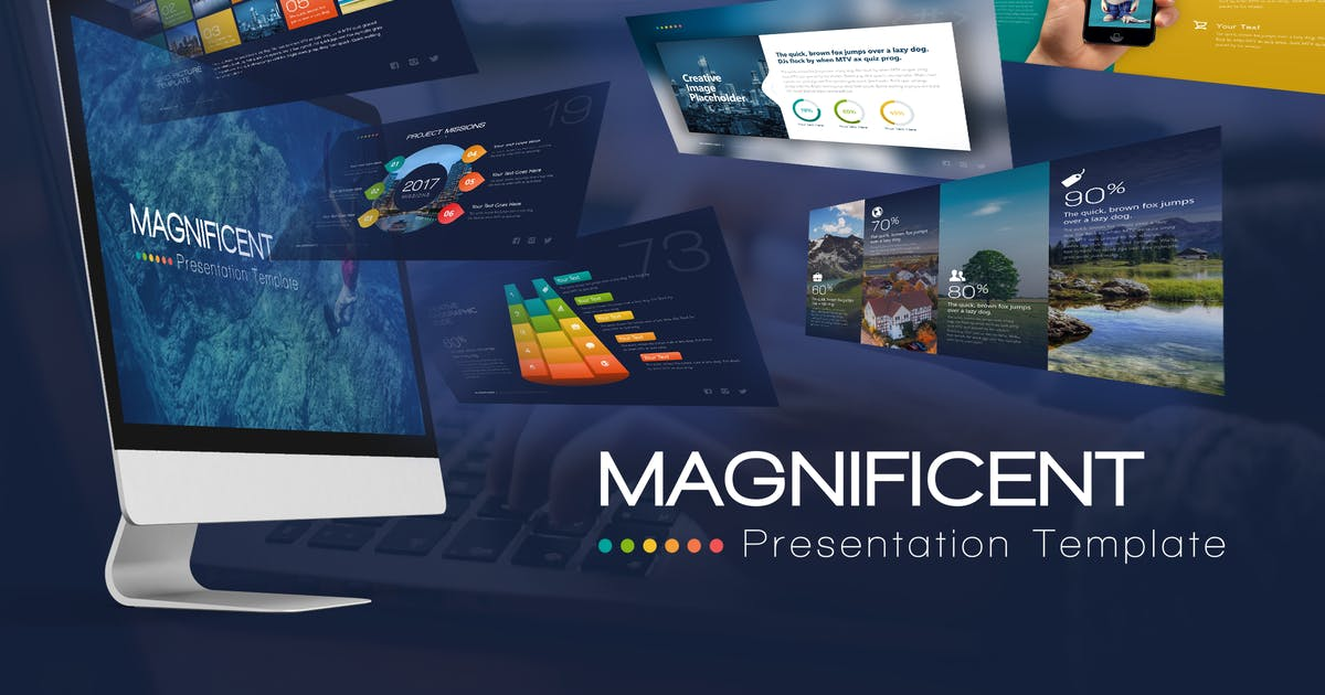 Magnificent Presentation Template by Unknow