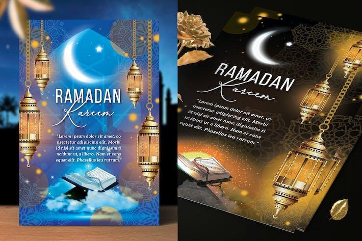 Thumbnail for Carte de vœux Ramadan