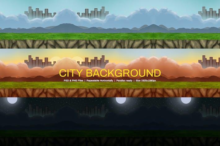 Stadt Hintergrund