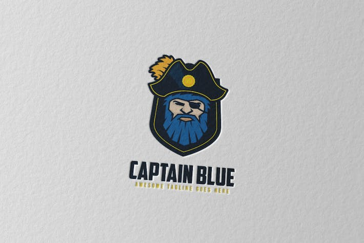 Thumbnail for Captain Blue
