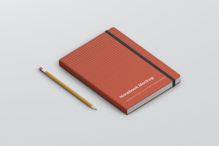 Thumbnail for Notebook Mockup