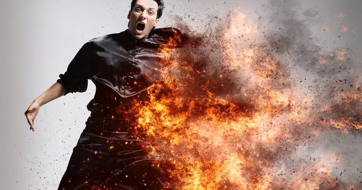 Download Firestorm Photoshop Action by sevenstyles