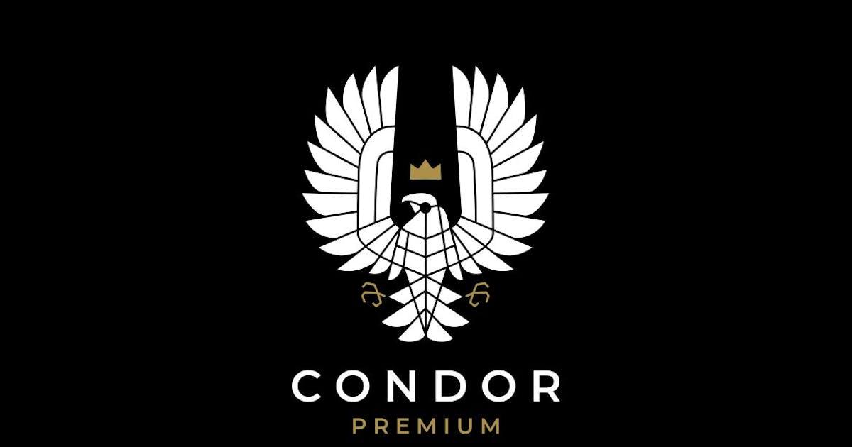 Download Condor Bird King Logo by gagavastard