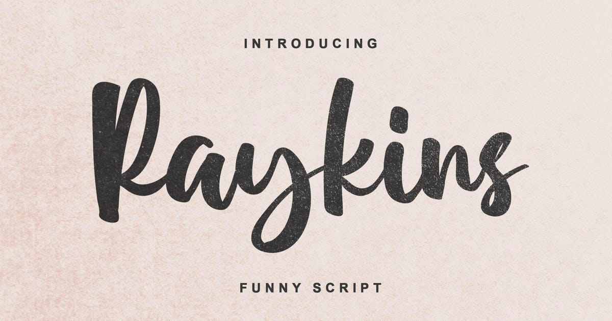 Download Raykins - Funny Script by Blankids