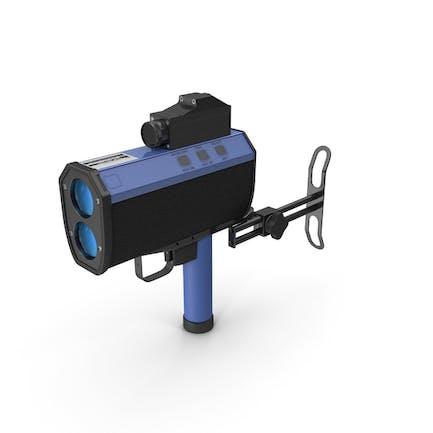 Traffic Laser Speed Gun