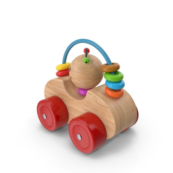 Thumbnail for Wooden Car