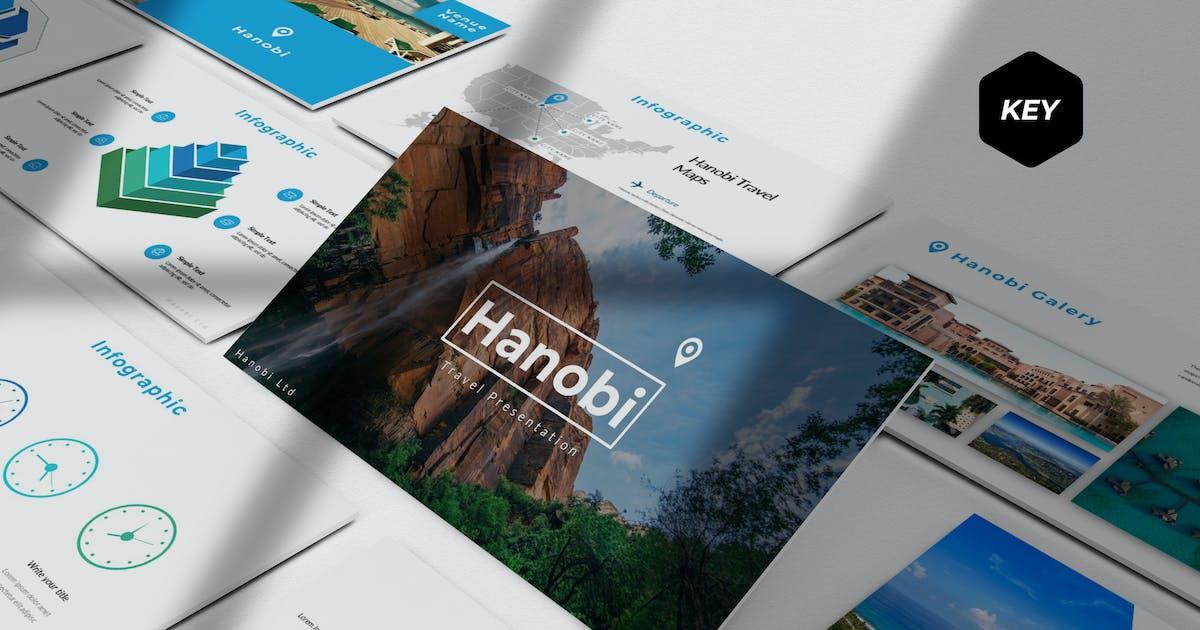 Download Hanobi - Keynote Template by aqrstudio