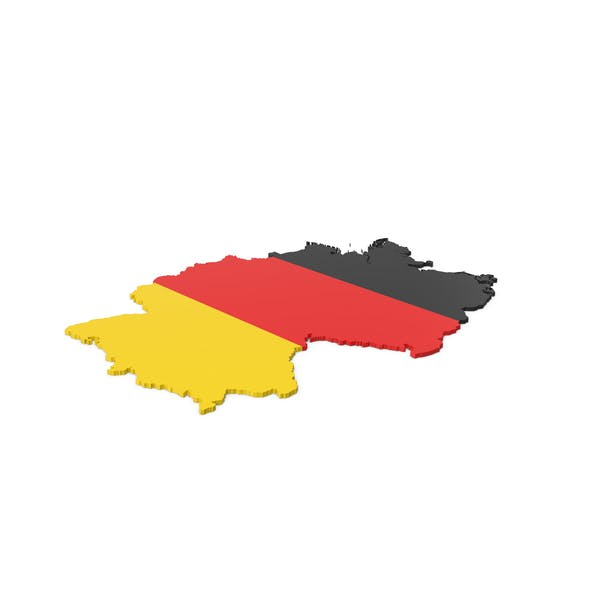 Thumbnail for Germany Contour Map