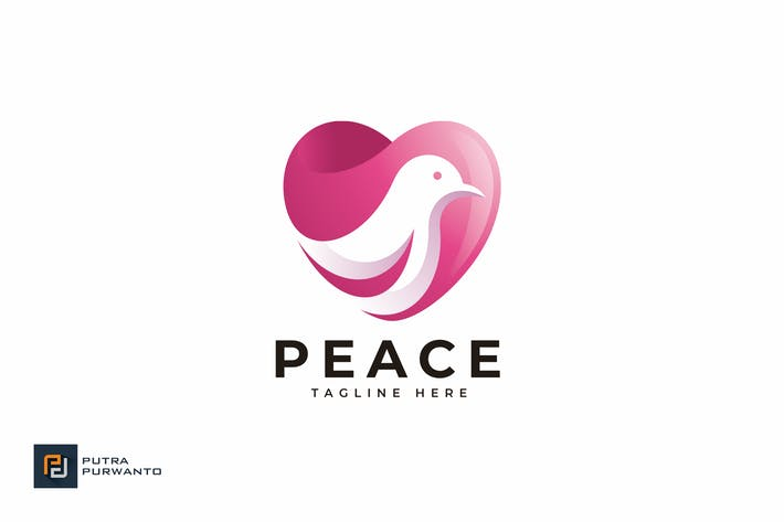 Thumbnail for Peace - Logo Template