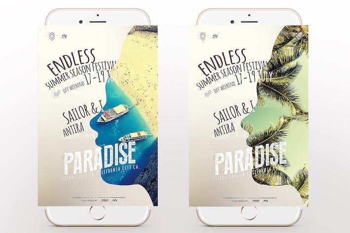 Thumbnail for Paradise Flyer