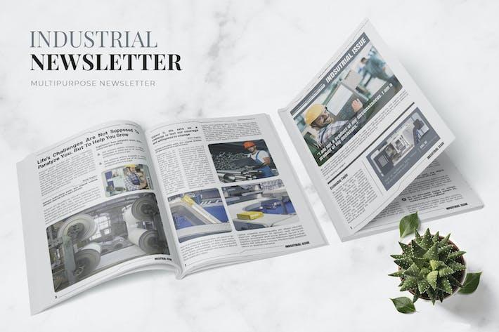 Newsletter zur industriellen Ausgabe