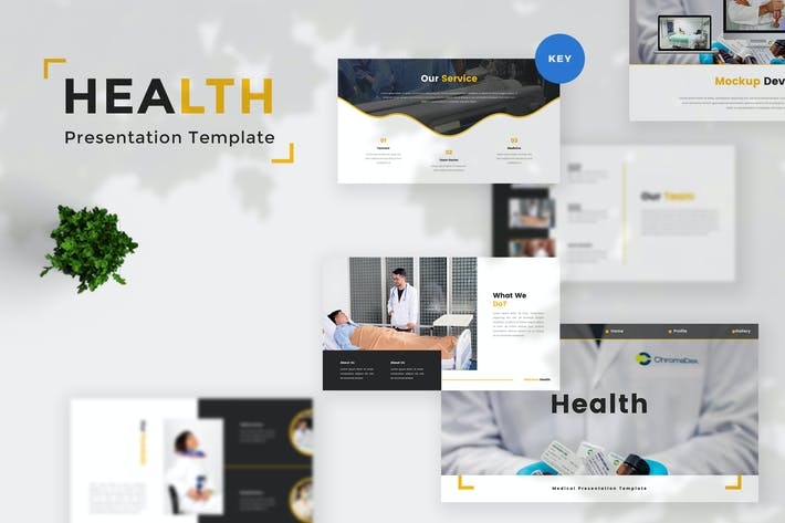 Medical Keynote Template