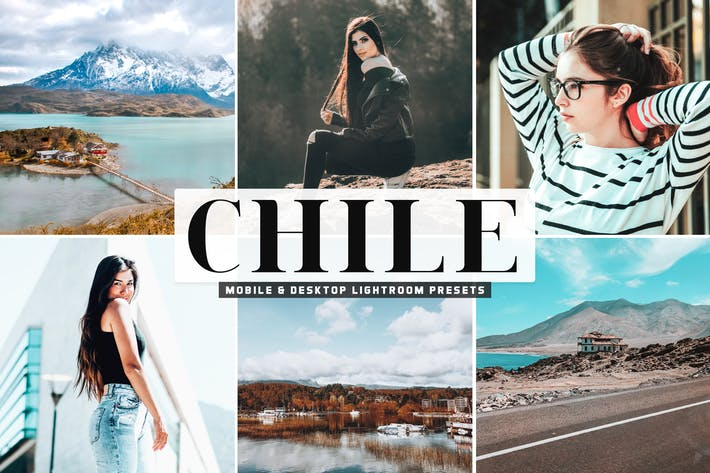 Thumbnail for Chile Mobile & Desktop Lightroom Presets