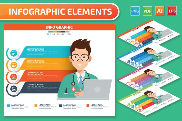 Thumbnail for Arzt-Infografiken