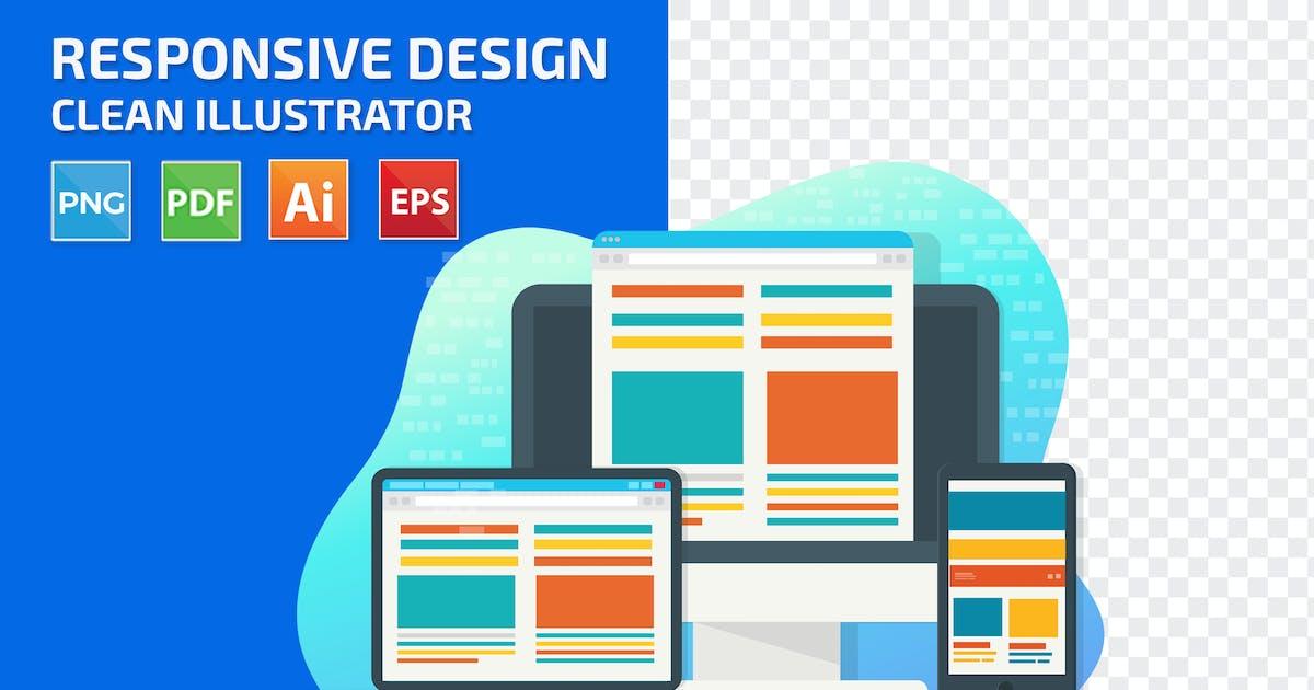 Download Responsive Design by mamanamsai
