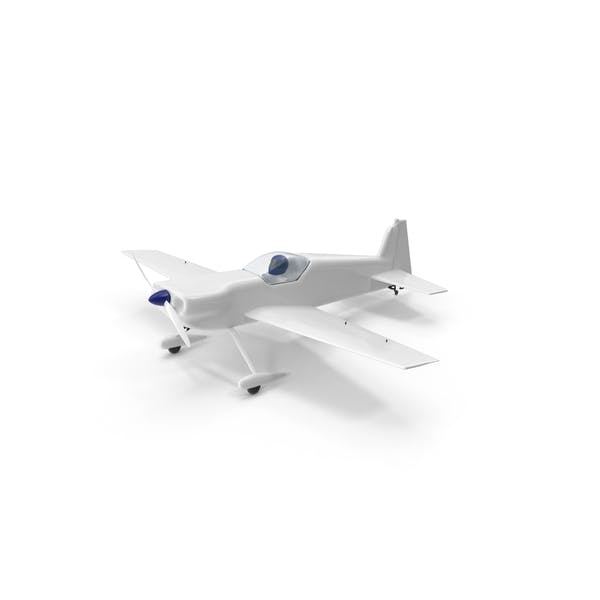 Thumbnail for White Toy Sport Plane