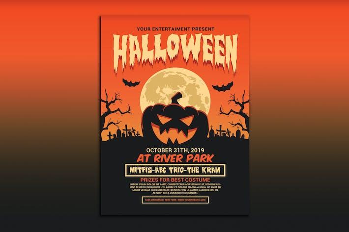 Thumbnail for Fête d'Halloween