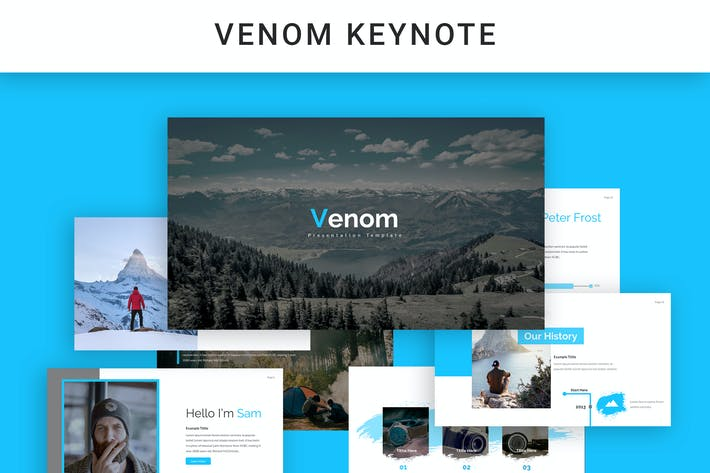 Thumbnail for Venom Keynote