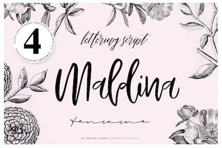 Maldina 4 Fuentes