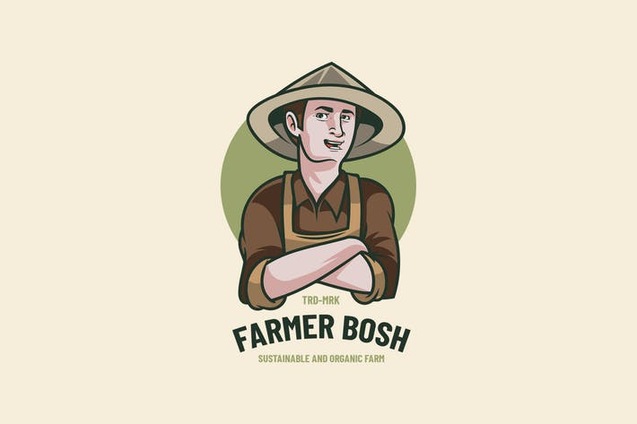 Agriculteur Bosh