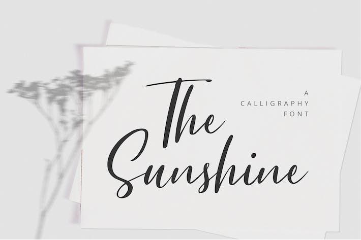 Thumbnail for The Sunshine