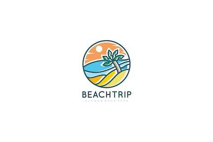 Strandausflug Logo