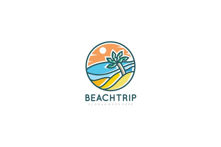 Thumbnail for Logo du voyage à la plage
