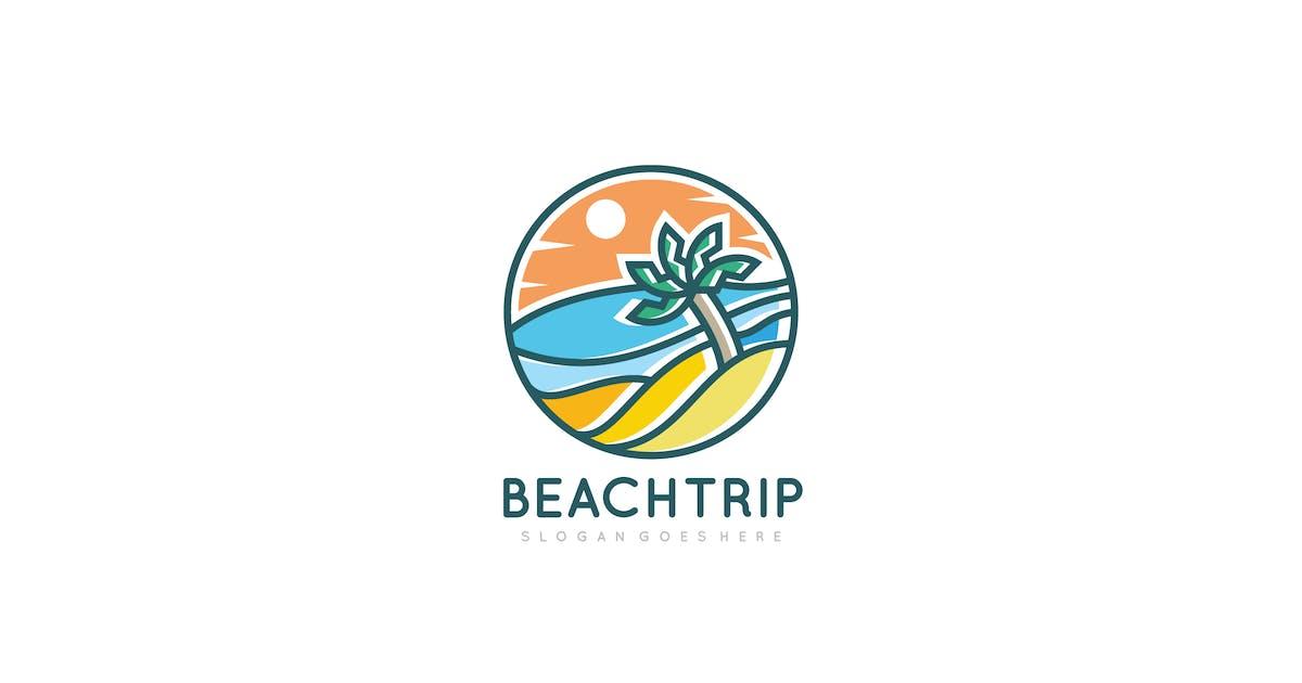 Download Beach Trip Logo by 3ab2ou