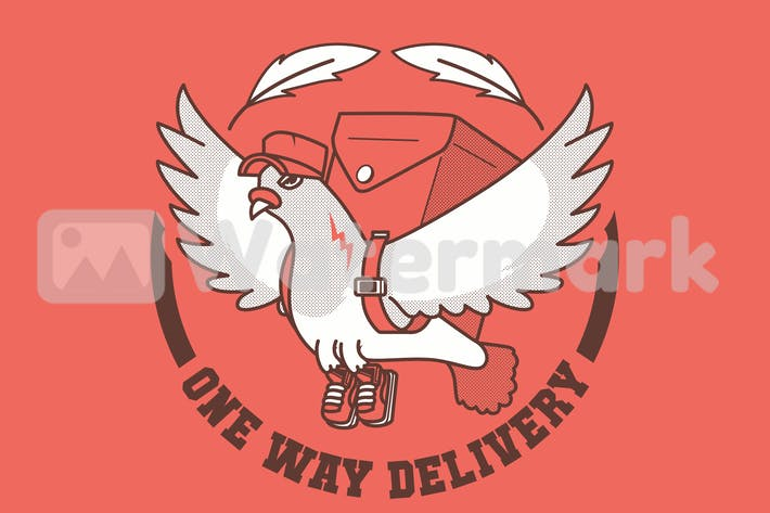Thumbnail for Delivery Pigeon