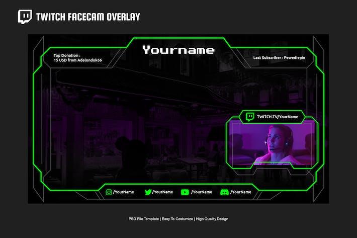 Video Overlay v2 | Video Streaming Overlay