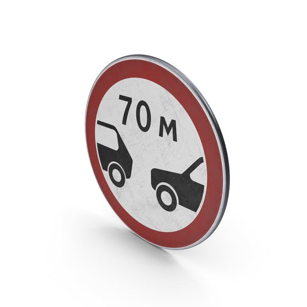 Thumbnail for Traffic Sign Minimum Distance