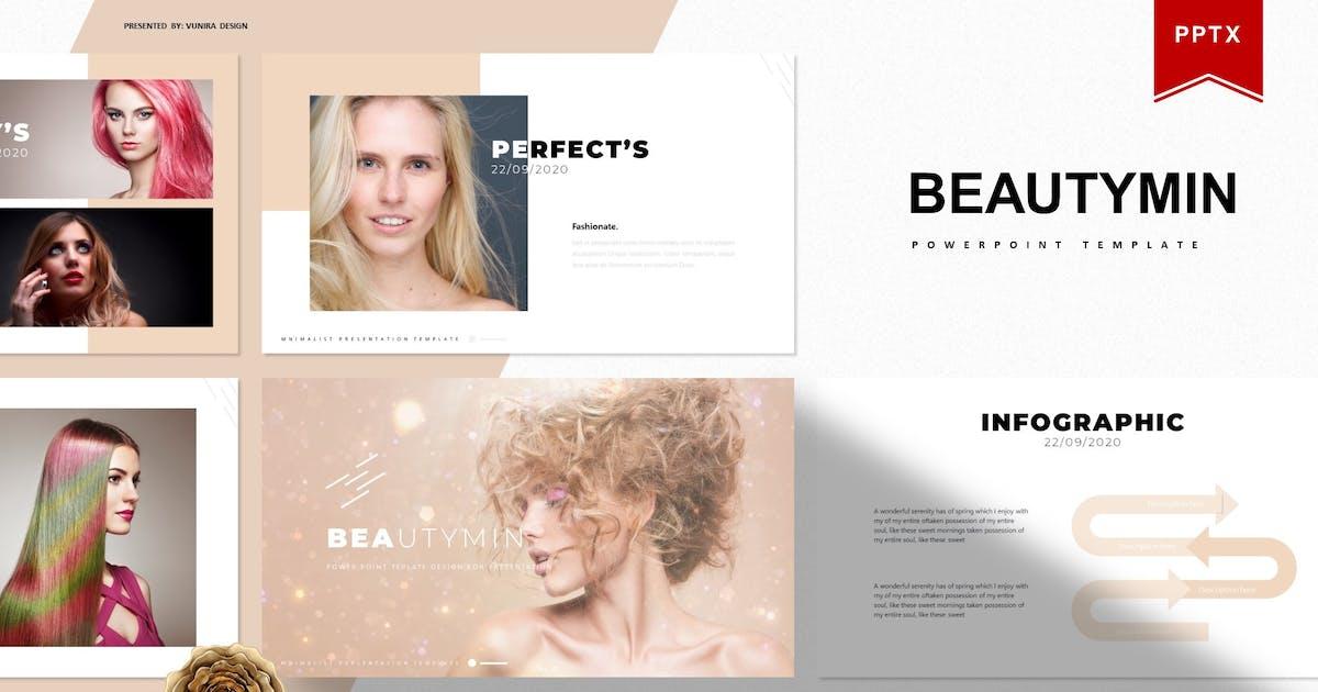 Download Beautymin   Powerpoint Template by Vunira