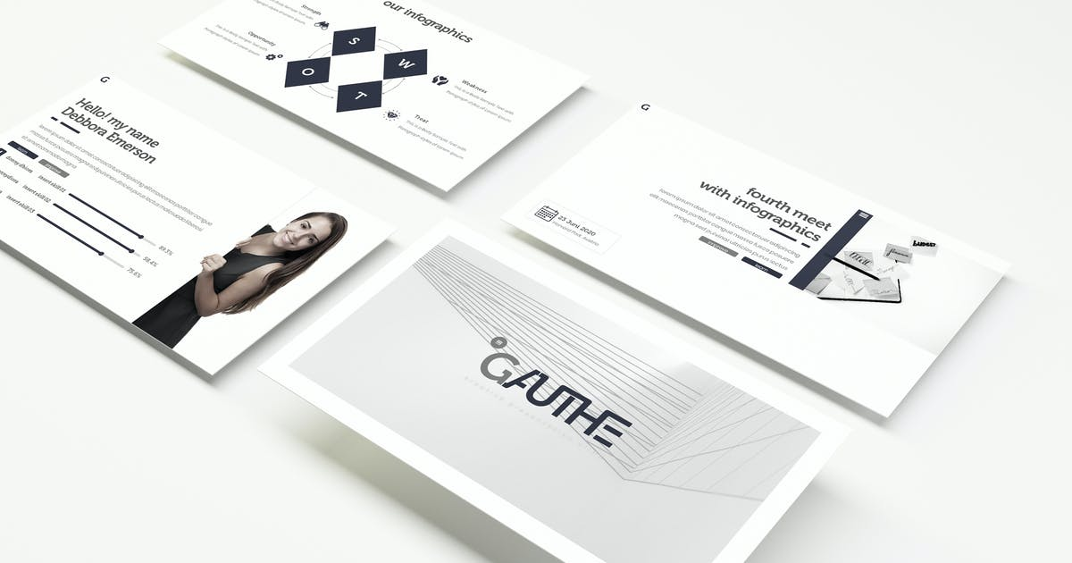 Download Gauthe - Powerpoint Template by IanMikraz
