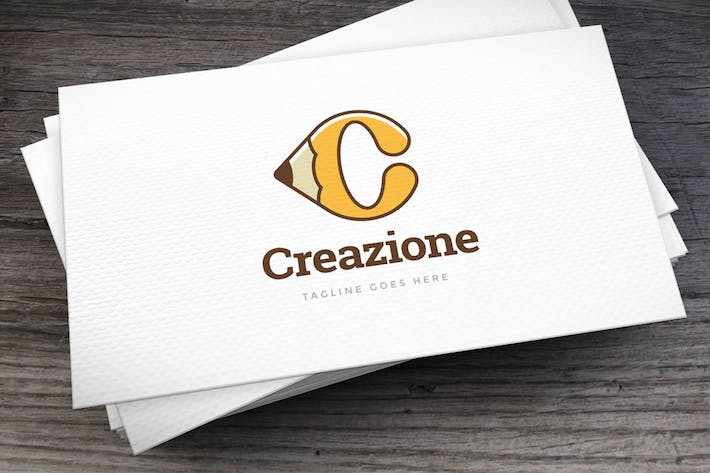 Thumbnail for Creazione C Letter Logo Template