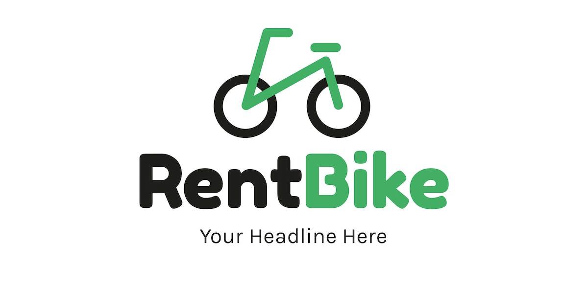 Download Rent Bike Logo by uispot