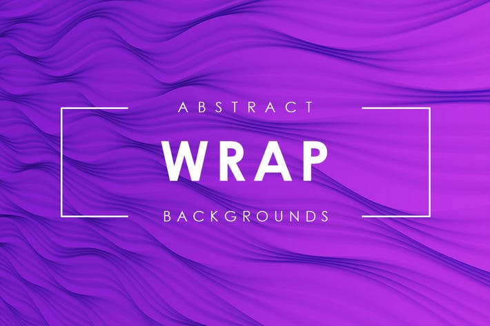 Thumbnail for Wrap Abstract Backgrounds Vol.1