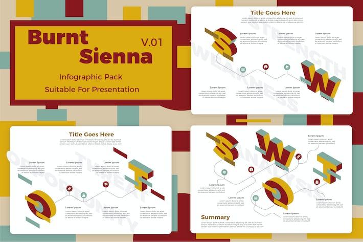 Thumbnail for Burnt Sienna v1 - Infographic