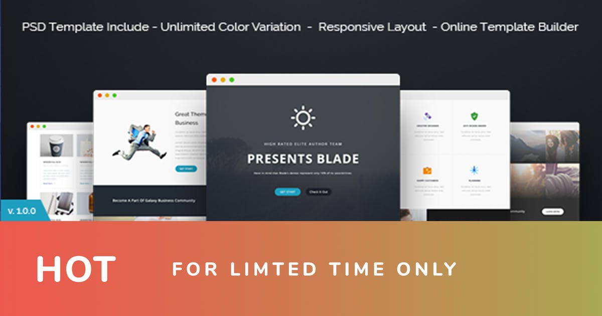 Download Suns - Responsive Email + Online Template Builder by CastelLab