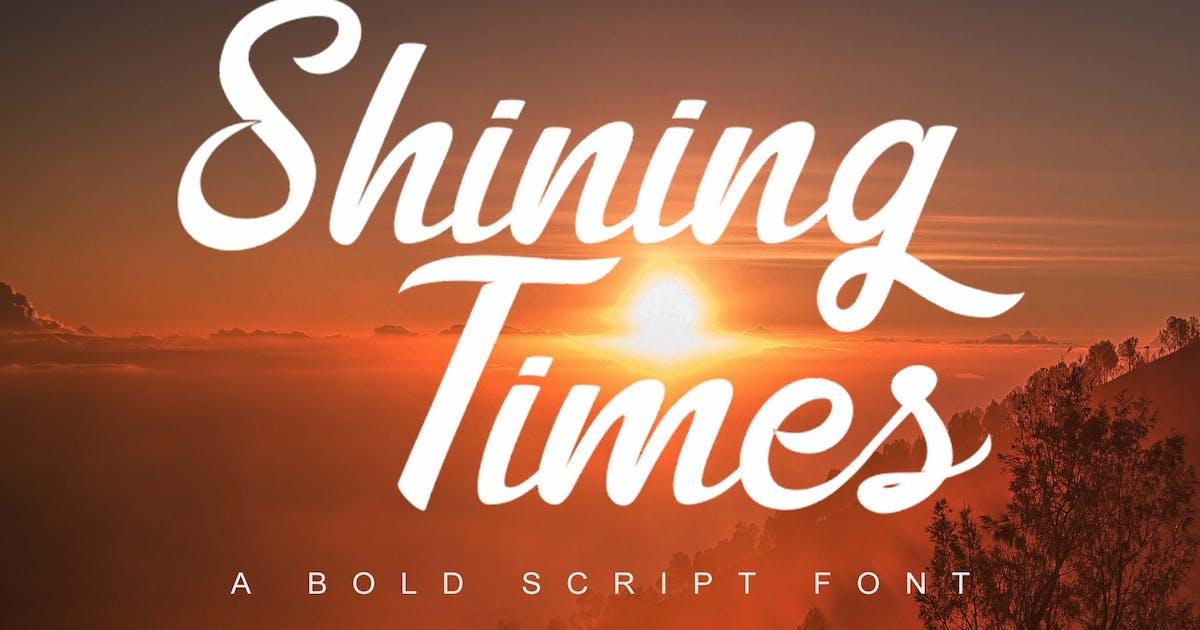 Download Shining Times by senoajitheme