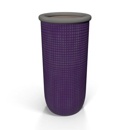 Violet Vase