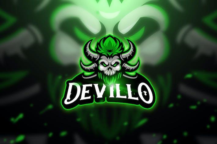 Thumbnail for Devil - Mascot & Esport Logo