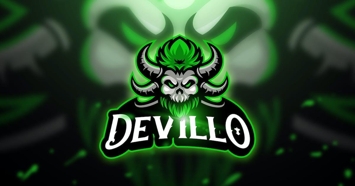 Download Devil - Mascot & Esport Logo by aqrstudio