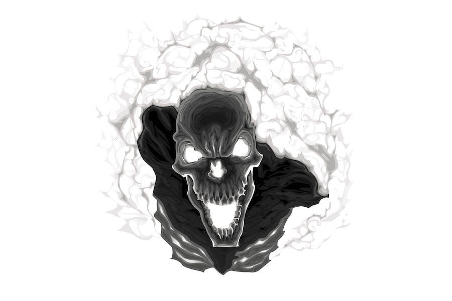 Черный Скелет