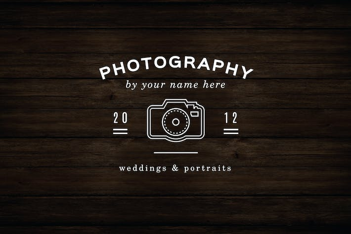 Cover Image For Camera Photography Logo