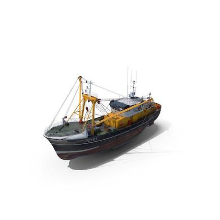 Fischereifahrzeug
