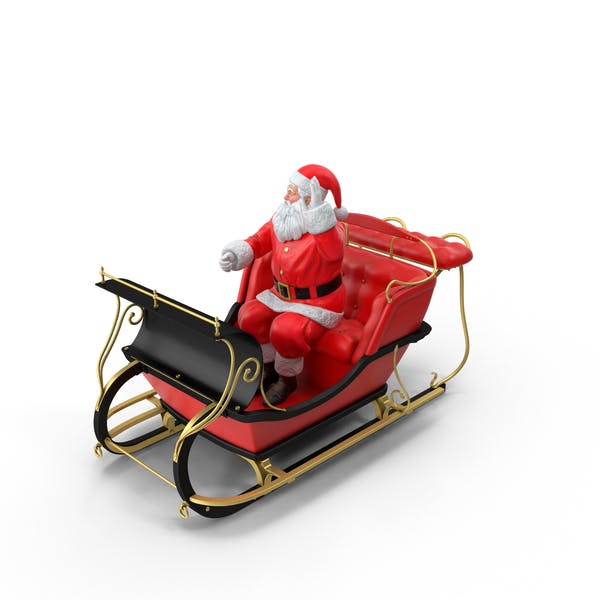 Thumbnail for Santa's Sleigh
