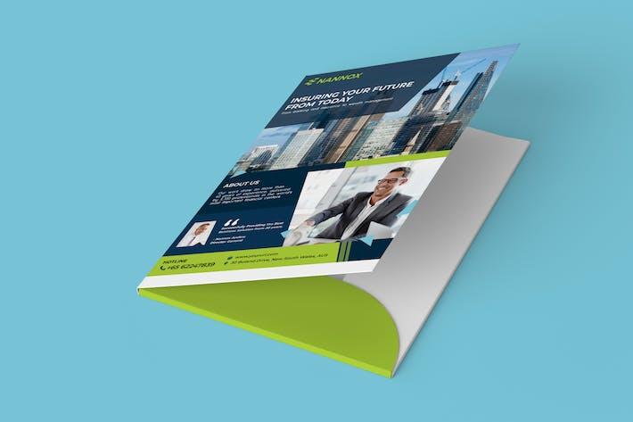 Thumbnail for Business, Corporate Folder