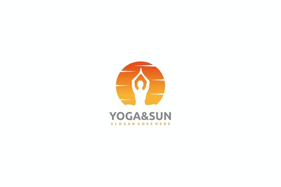 Download Yoga Logo by 3ab2ou