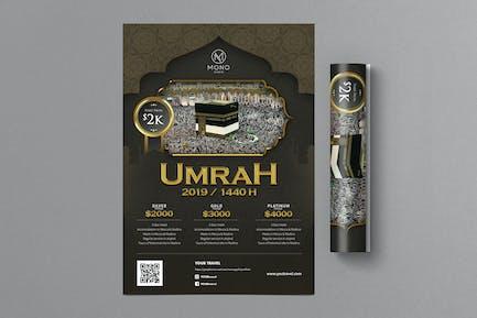 Umrah Flyer 1
